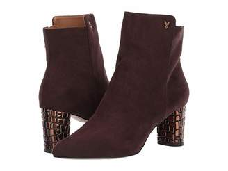 J. Renee Christien (Chocolate Suede) Women's Boots