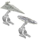 Hot Wheels Star Wars Star Destroyer vs. Mon Calamari Cruiser Starship 2-Pack