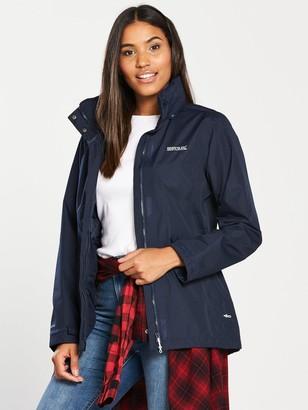 Regatta Daysha Waterproof Jacket - Navy