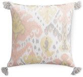 "Cupcakes And Cashmere Kilim 16"" Square Decorative Pillow"