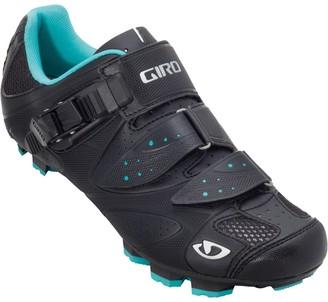 Giro Women's SICA MTB Shoes - Black 42 Inch