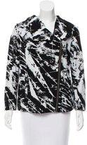 Helmut Lang Printed Hooded Sweatshirt