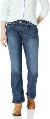 Ariat Women's R.E.A.L Mid Rise BootJean