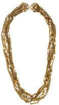Stephen Dweck Quartz Multistrand Necklace
