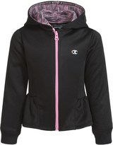 Champion Fleece High-Low Hoodie (For Toddler Girls)