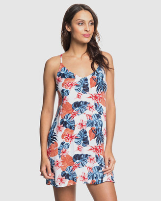 Roxy Womens Be In Love Strappy Dress
