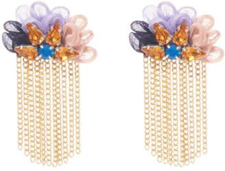 Mignonne Gavigan Mila Stud Earring in Multi