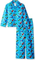AME Sleepwear AME Little Boys' Pj Masks 2-Piece Pajama Coat Set