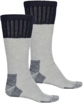 Wolverine Leg and Foot Socks - 2-Pack, Over the Calf (For Men)