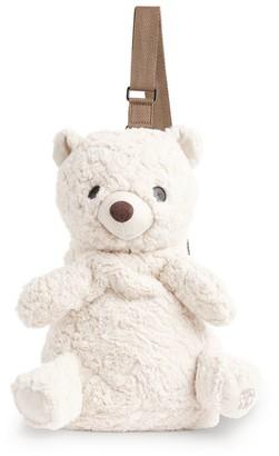 BRUNELLO CUCINELLI KIDS Berney Teddy Bear Bag (40cm)