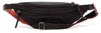 Christian Louboutin Parisnyc Studded Belt Bag - Mens - Black