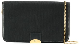 Christian Dior Pre-Owned monogram logo shoulder bag