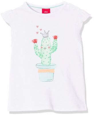 S'Oliver Baby Girls' 65.904.32.5643 T-Shirt