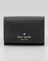 Kate Spade Mikas Pond Darla Small Key Wallet, Black