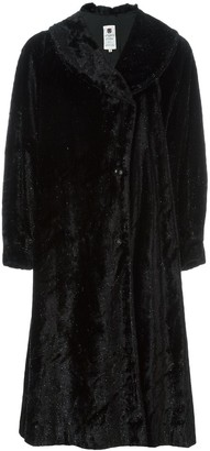 Emanuel Ungaro Pre Owned Faux Fur Coat