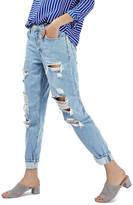 Topshop &Hayden& Super Ripped Boyfriend Jeans