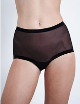 Wolford Tulle control briefs