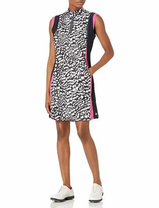 Tribal Women's SLVLESS Dress W/Inner Short