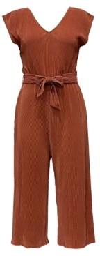 T.d.c. Topson Belted Jumpsuit