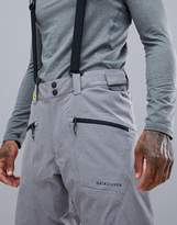 Quiksilver Boundry Plus Ski Pant in Gray