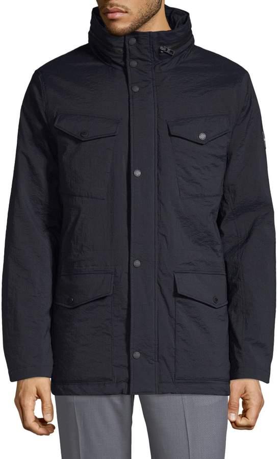Calvin Klein Mockneck Field Jacket