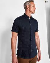 Ted Baker Printed short sleeved shirt