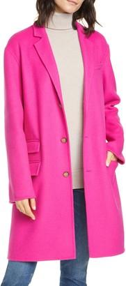 Polo Ralph Lauren Perry Double Face Wool Blend Coat