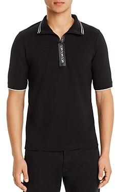 McQ Quarter-Zip Slim Fit Polo - 100% Exclusive