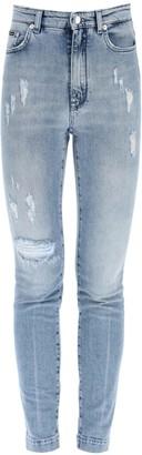 Dolce & Gabbana Audrey Fit Denim Jeans