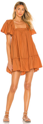 Free People Imogene Mini Dress