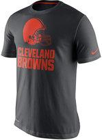Nike Men's Cleveland Browns Travel Dri-FIT T-Shirt