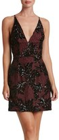 Dress the Population Jordyn Sequin Lace Sheath Dress