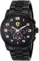 Ferrari Men's Scuderia 0830054 Stainless-Steel Quartz Watch