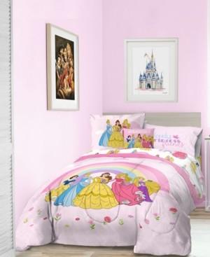 Disney Princess 'Dream Big' 8pc Full bed in a bag Bedding
