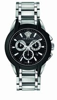 Versace Men's M8C99D008 S099 Character Stainless Steel Chronograph Date Luminous Watch