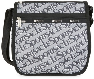 Le Sport Sac Madison Floral Zip Tote