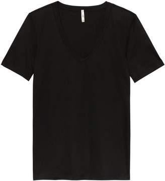 Banana Republic SUPIMA Cotton V-Neck T-Shirt