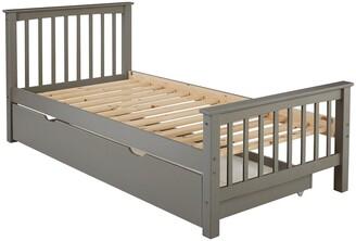 Novara Kids Single Bed Frame - Excludes Trundle