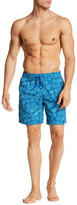 Mr.Swim Mr. Swim Leafy Floral Swim Trunk