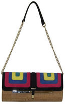 Nine West Alona Colourblock Clutch