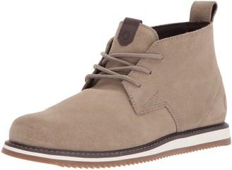 Volcom Men's Del Coasta Suede Shoe Chukka Boot