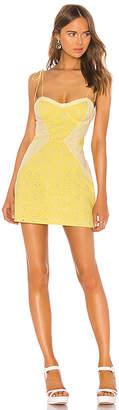 For Love & Lemons Picnic Mini Dress