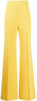 Moschino high-waisted palazzo trousers