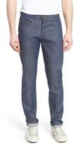 Naked & Famous Denim Men's Weird Guy Slim Fit Raw Selvedge Jeans