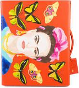Mark Cross x Ashley Longshore Pebble Grace Trolley