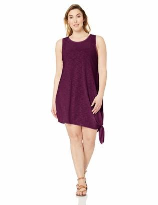 Becca Etc Women's Plus Size Breezy Basics