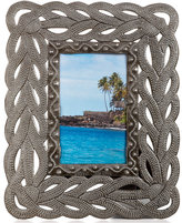 """Heart of Haiti Picture Frame, Fish Scale 4"""" x 6"""""""