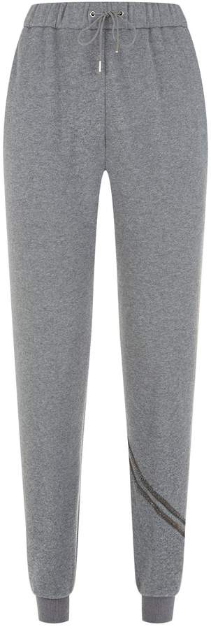 Fabiana Filippi Wool Chain Sweatpants
