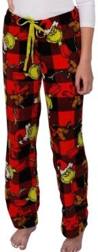The Grinch Soft Plush Pajama Pant, Online Only
