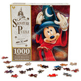 Disney Sorcerer Mickey Mouse Jigsaw Puzzle